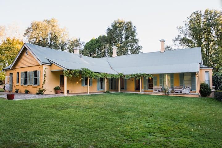 The Homestead, Mona Farm