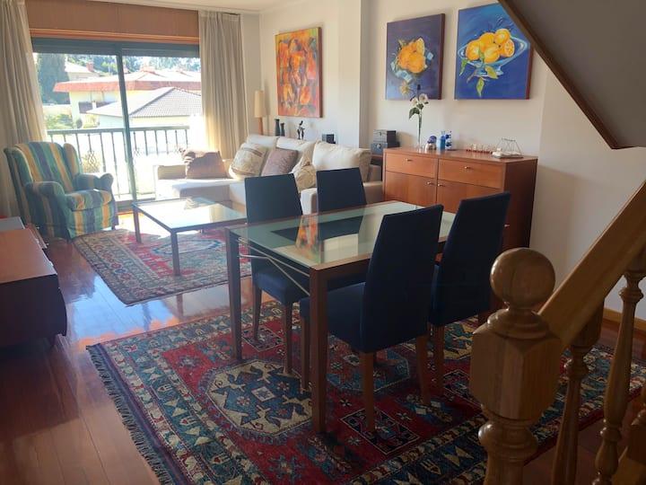 Cozy apartment Close to the beach