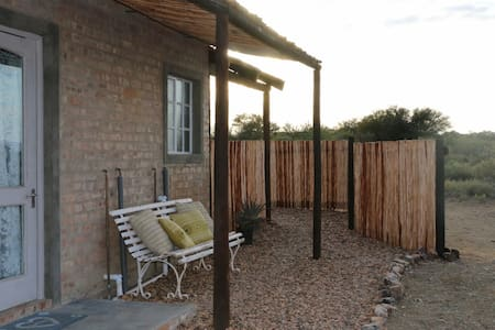 Wolvekraal Guest Farm - Vygiebos Cottage