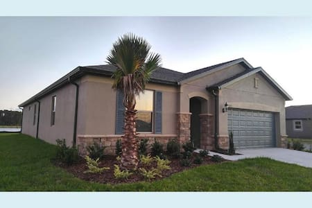 NEW vacation home near Disney - Saint Cloud