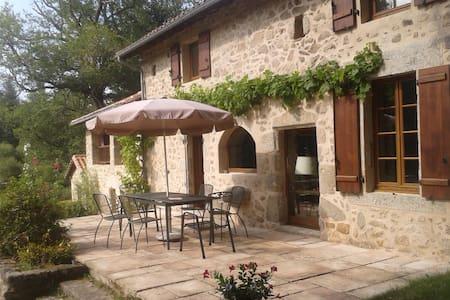 Charming house Périgord (SW France) - Saint-Barthélemy-de-Bussière - Dom