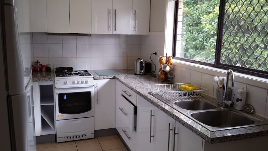 FURNISHED UNIT CLOSE TO BRISBANE CBD & 3 HOSPITALS - Greenslopes - Apartemen