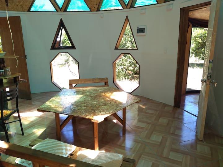 Casa domo en San Fabián