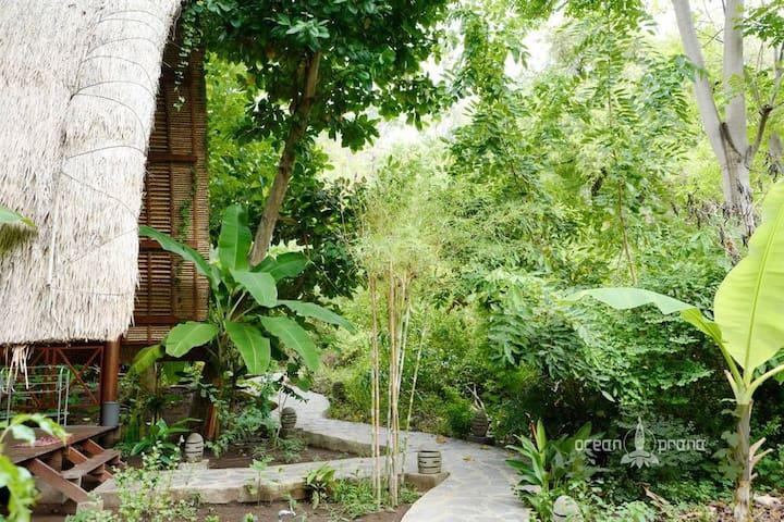 Home of Prana - Family Bungalow