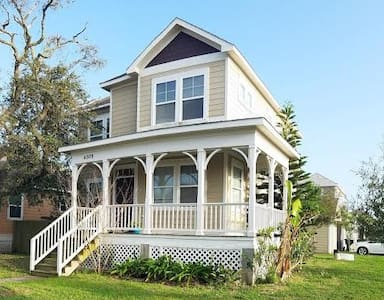 Luna's Casa - Galveston - 独立屋