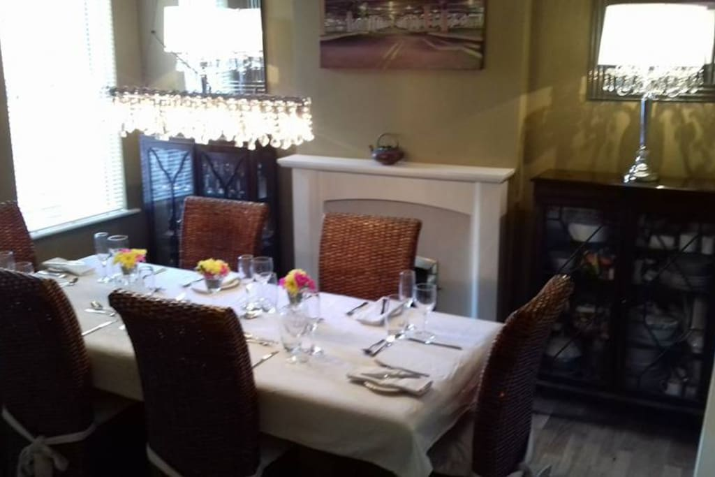 Please let us know if you would like to join us for dinner.