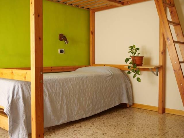 stanza Pistacchio