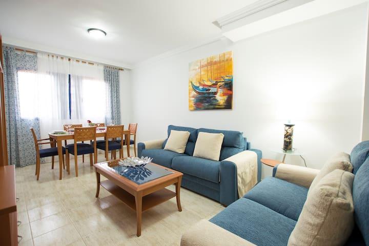 La Gaviota Home - Duplex a 5 minutos de la playa - Gáldar - House