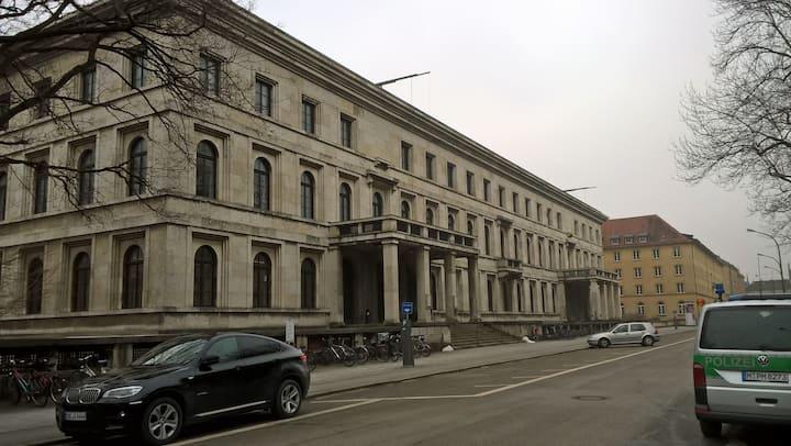NSDAP Verwaltung