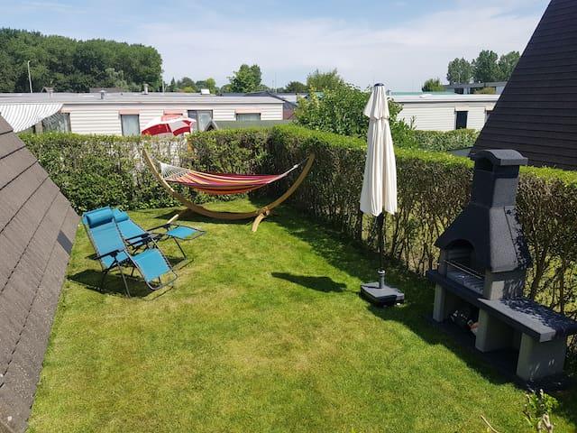 Gezellige Chalet Nieuwpoort - Oostduinkerke