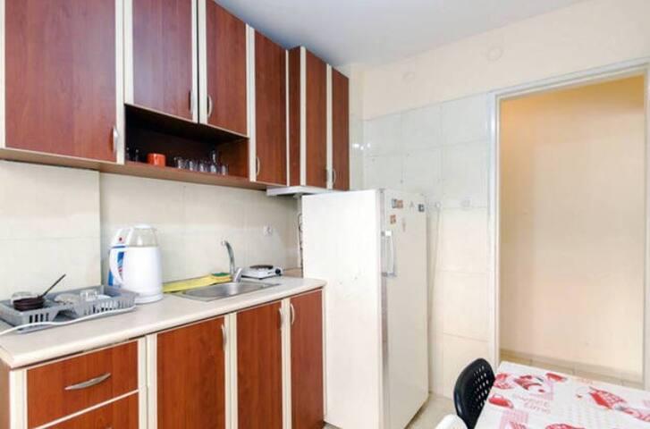 Bornova Küçükpark merkezde 01 - İzmir - Apartment