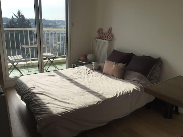 Joli studio avec balcon - Версаль - Квартира