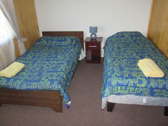 habitaciones con baño privado - Puerto Montt
