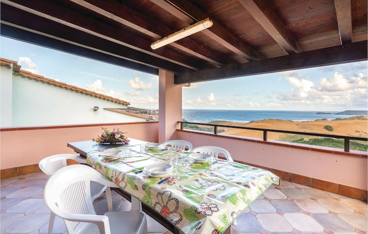 Holiday apartment with 2 bedrooms on 45m² in Torre dei Corsari VS