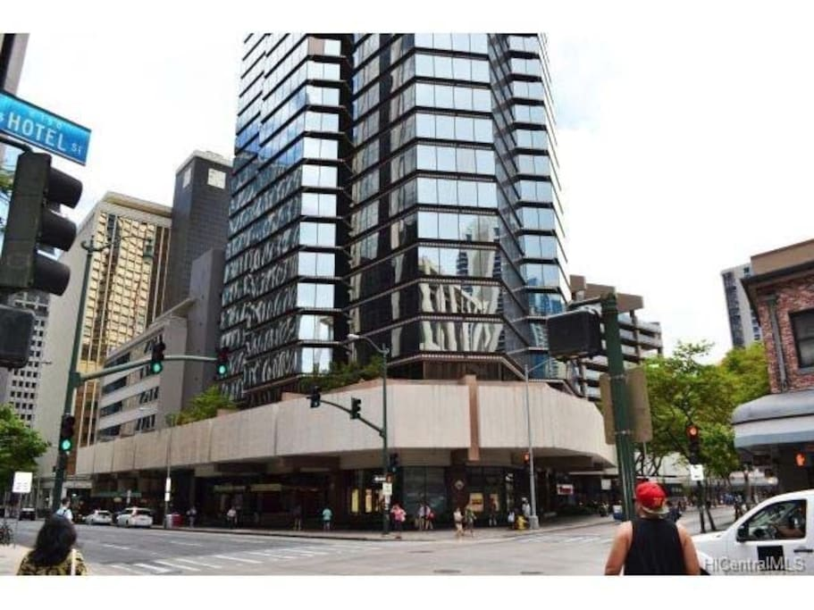 Executive Center- Downtown Honolulu