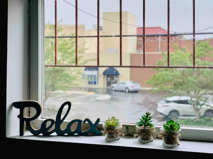 Relax in Downtown Elizabeth City