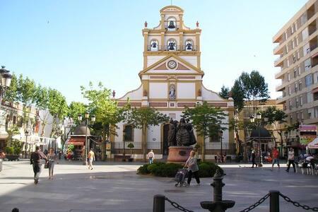 City center, double room - La Linea de la Concepción