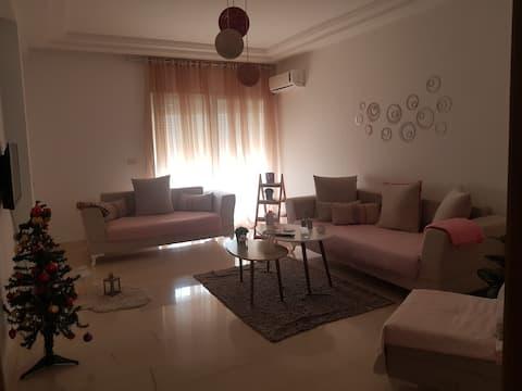 Jolie appartement à Aouina