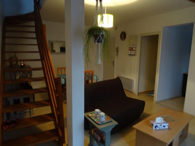 Appartement à 30 mn du Puy du Fou