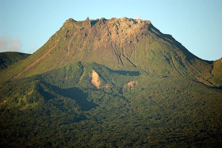 Haut de villa guadeloupe - Basse-Terre