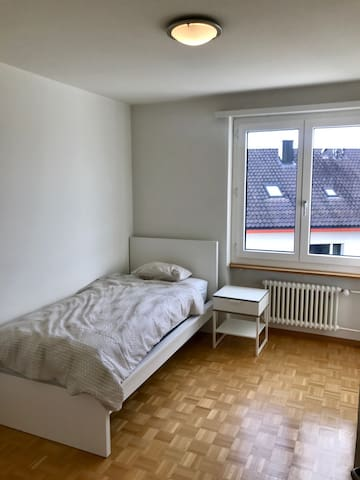 Premium Single room  20 minutes to Center ZH - Zumikon - Leilighet