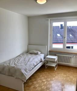 Single room to rent out 20 minutes to Center ZH - Zumikon - Huoneisto