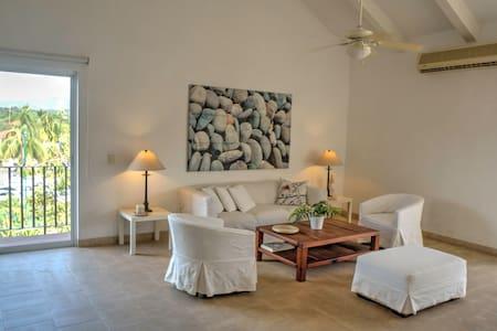 LUXURY PENTHOUSE loft in Ixtapa - Ixtapa Zihuatanejo - Loteng Studio