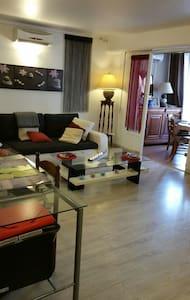 Chambre d'hôte en appartement en résidence privée