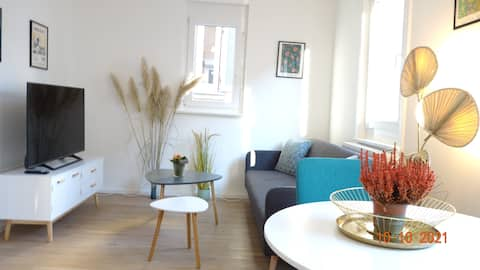Komfortables Apartment in der Altstadt Tübingens