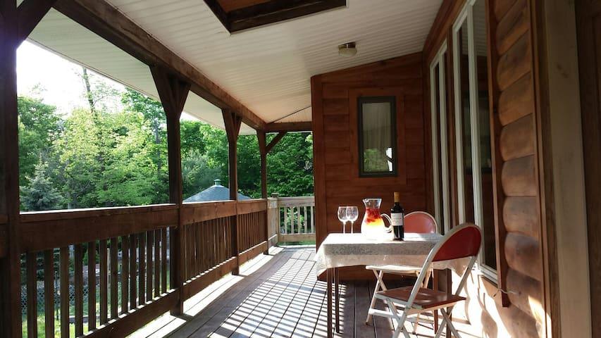 Catskill Stonecrop - Long Eddy - House