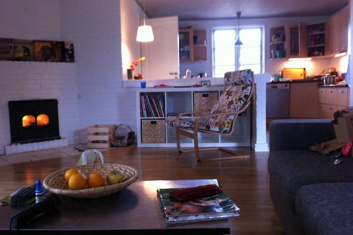 Private room in a lovely family home near downtown - Billund - Hus