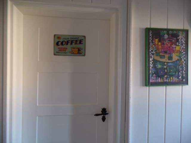 Die Tür zum Glück