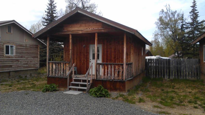 Private Cabin near Ninilchik River