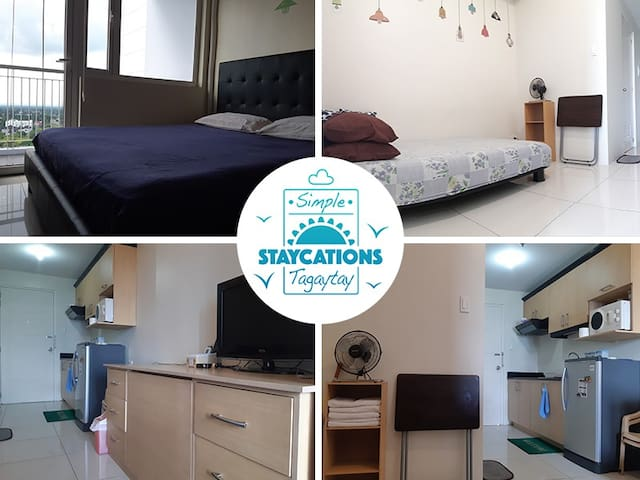 15F Simple Staycations @ Wind Residences