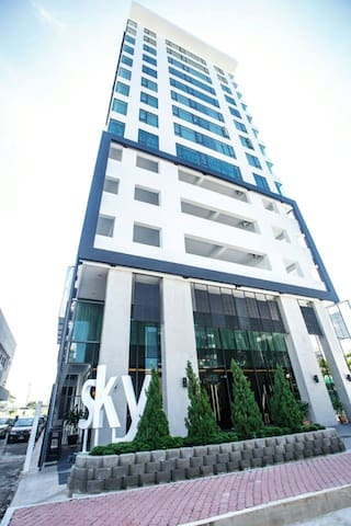 1-room apartment at city centre - Kota Kinabalu