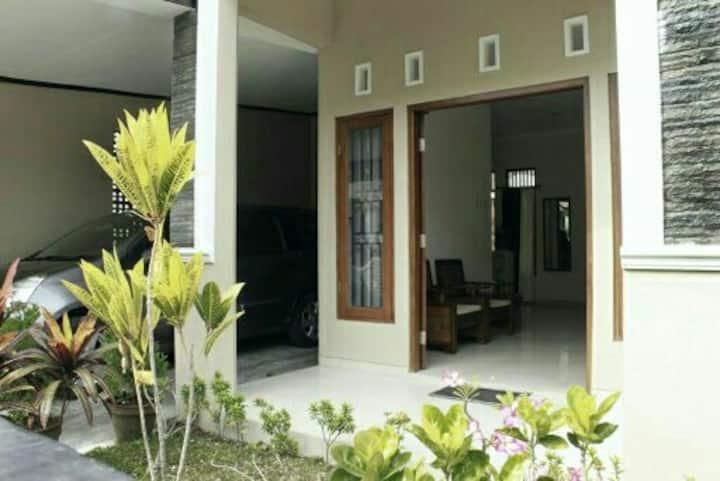 Homestay in Downtown - Yogyakarta