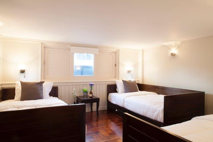 Family 3 beds room - กรุงเทพมหานคร - Apartemen