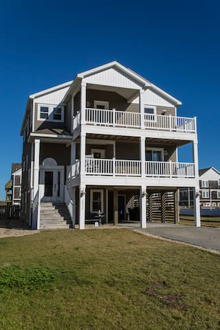 OBX Well-Appointed Retreat- Pinch Me Please! - Nags Head - Maison