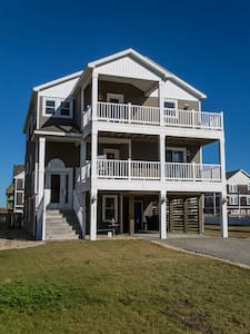 OBX Well-Appointed Retreat- Pinch Me Please! - Nags Head - Casa