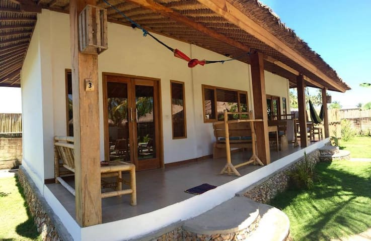 Bombora Bungalows  - 2 bed bungalow - Lombok, Indonesia - Penzion (B&B)