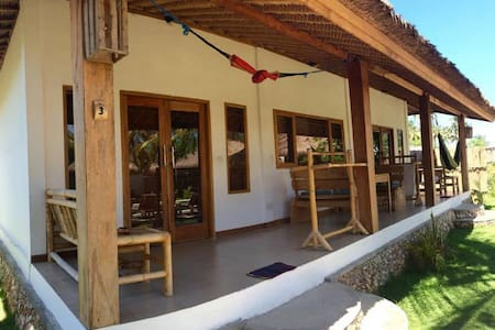 Bombora Bungalows  - 2 bed bungalow - Lombok, Indonesia - Bed & Breakfast