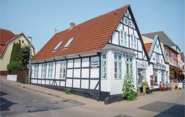 Beautiful apartment in Kappeln with WiFi and 1 Bedrooms
