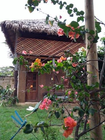 Duplex de taipa dentro do camping Cumbuco!!