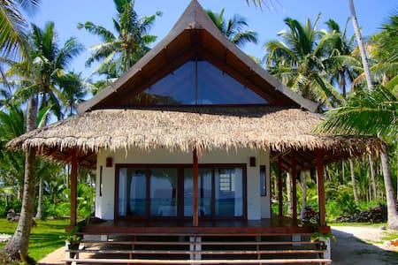 Deluxe Beach Villa - Makulay Siargao Resort