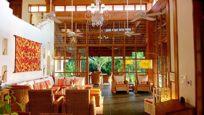 Summertime - an award winning luxury villa in Goa