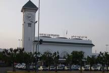Casa Voyageur (train station) Belvedere-Casablanca