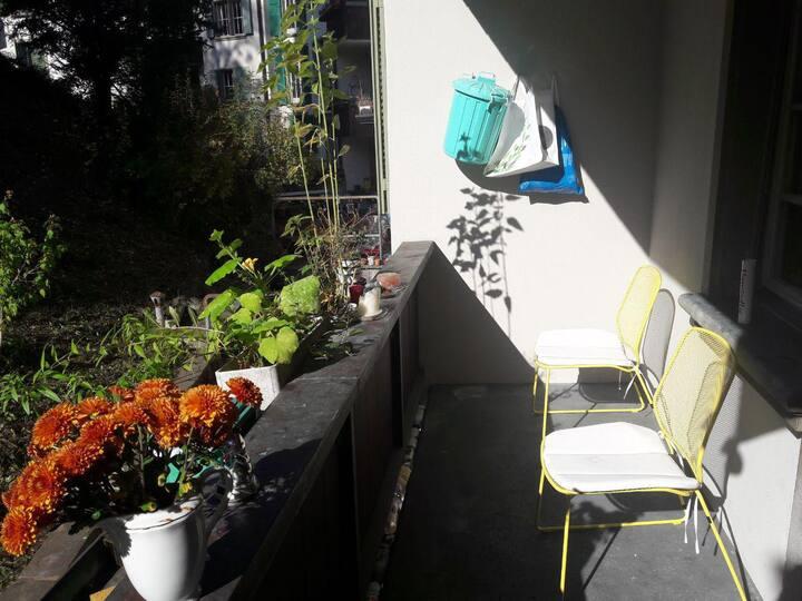 Charmante 2-Zimmerwohnung in der Berner Altstadt