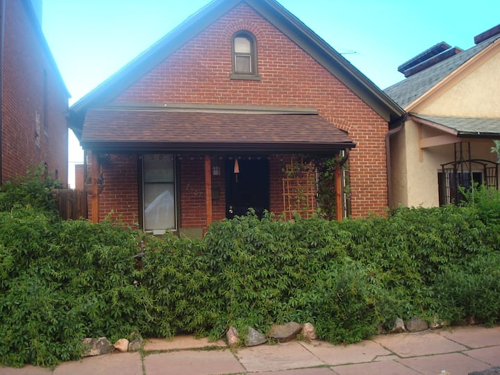 RiNo 2BD Victorian House w/ Awesome Patio