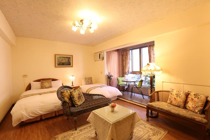 Superior Triple Room - Luodong Township - Apartamento