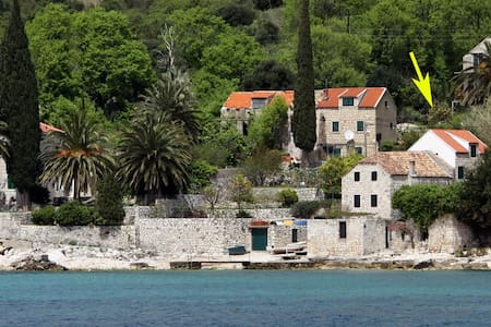 An oasis of peace near Dubrovnik - Plat - Rumah